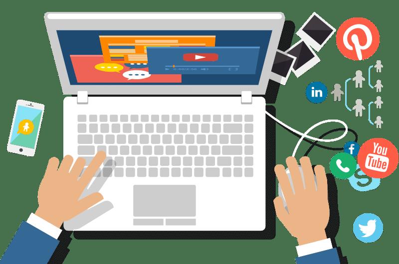social-media-page-design