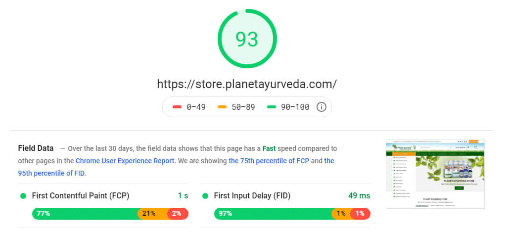 website-loading-speed