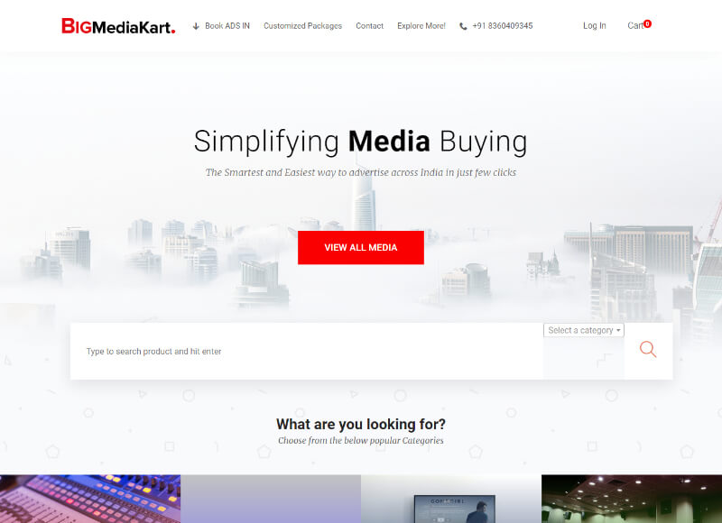 big media kart