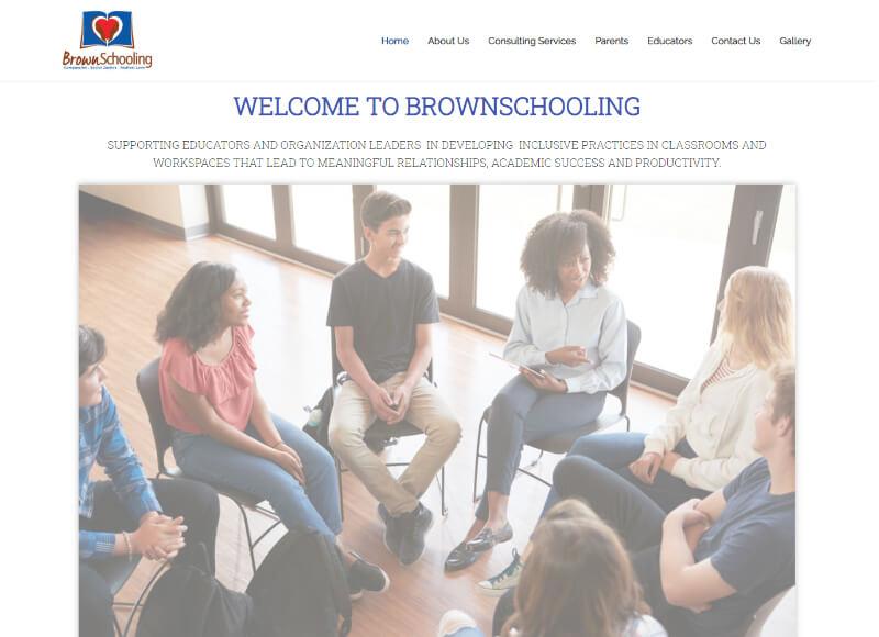 brown schooling
